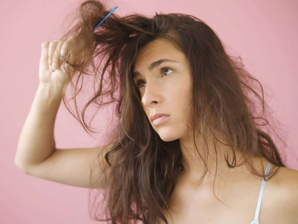 Brittle Hair is most girls hair problem.