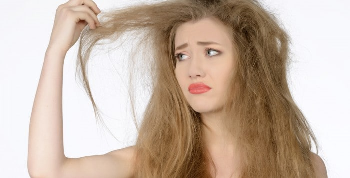 Frizzy hair is every girl's dilemma.