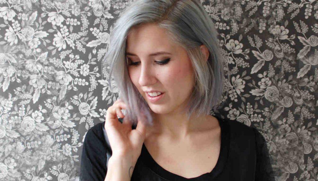Gray Hair Happy
