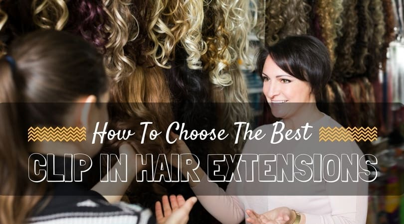 Best Clip In Hair Extensions Hairstyle Topic