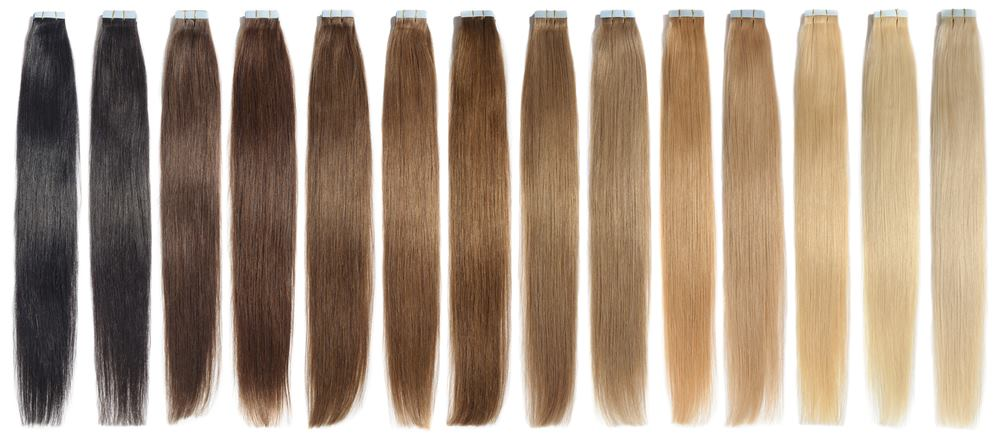 Our Guide To The Best Tape In Hair Extensions Hairstyle Topic